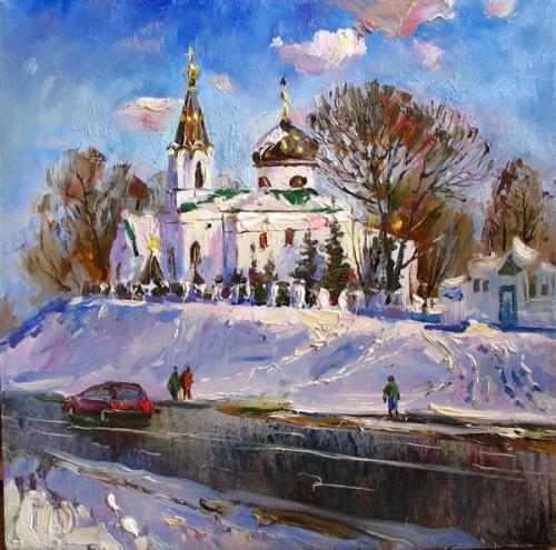 Церьковь-Марии-Магдалины-2006 - Василий Пешкун