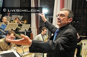 Юбилейный концерт эстрадно-духового оркестра Гомеля