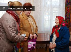 Долгожители Гомеля