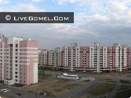 Названия районов Гомеля