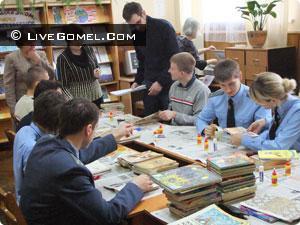 Библиотека и таможня Гомеля