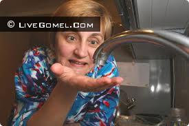 Отключение горячей воды в Гомеле