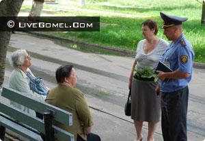 Мошенники обманывают стариков Гомеля