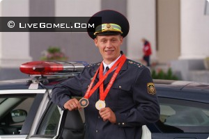 Роман Петрушенко на Олимпийских играх в Лондоне