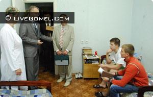 Лучшие идеологи Гомельской области в сфере образования поделились опытом