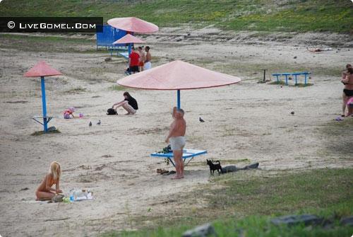 Гомельские пляжи