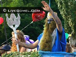 День Нептуна в Гомеле