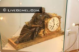 Коллекцию часов княжеской семьи Паскевичей представят в Гомеле