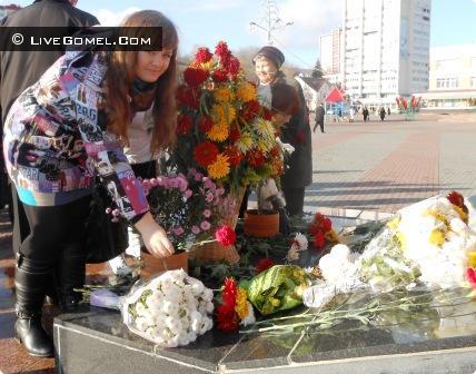 БРСМ и День Октябрьской революции