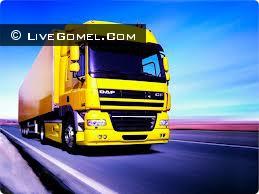Чтобы ездить по Гомелю, грузовикам нужен «проездной»