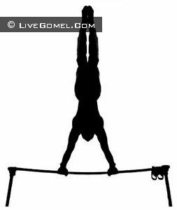 Workout (воркаут) движение в Гомеле