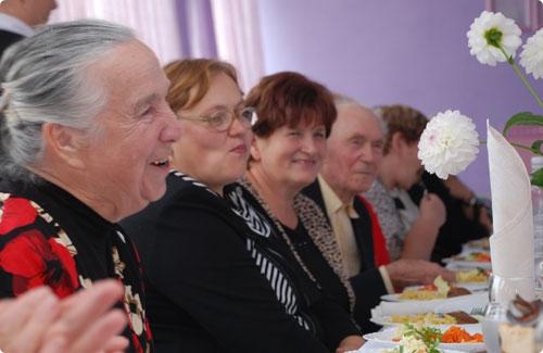 Праздник бабушек в Гомеле