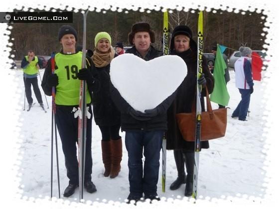 «Новобелицкая лыжня-2013»