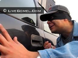 В Гомеле стали больше воровать из машин