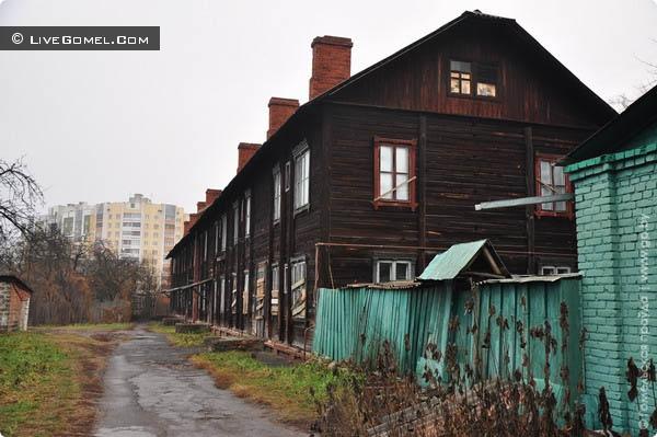В Гомеле есть дома, которые проще снести, чем ремонтировать