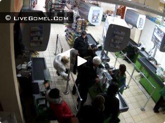 Видео: упал, кто виноват?