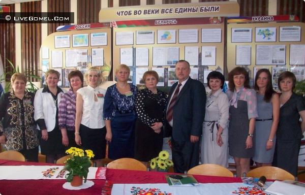 Средняя школа №5 о фестивале«Славянское единство-2013»