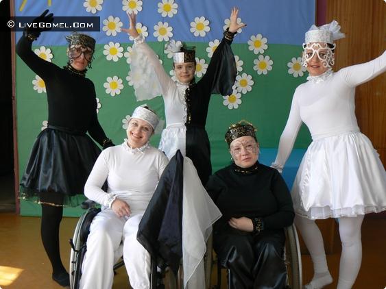 Музыкально-хореографическая группа «Майский цветок»