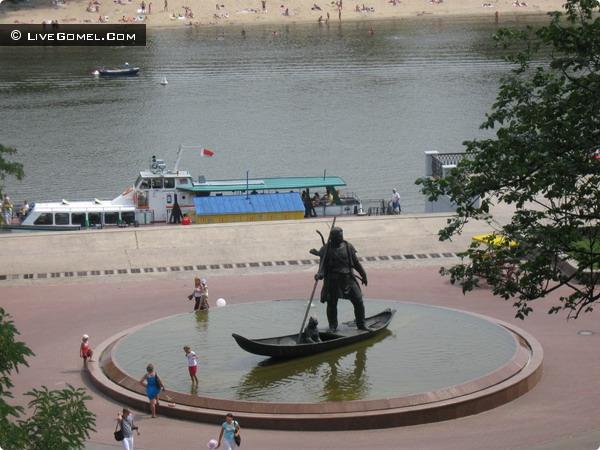 В парке Гомеля установят колесо обозрения и запретят курение