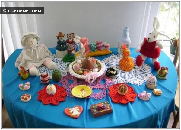 Выставка «Пасхальное волшебство» в Гомеле