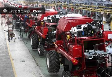 «Гомсельмаш» в 2013 году поставит в Бразилию партию кормоуборочной техники на $1 млн.