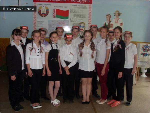 День национального костюма в СШ №37