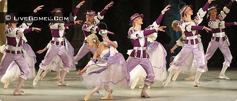 До конца 2013 года в Гомеле откроется филиал большого театра Беларуси