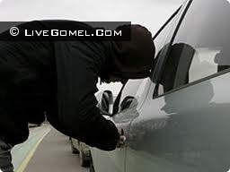 В Гомельской области за прошедшие сутки были задержаны 4 угонщика и 2 «Потрошителя» автомобилей