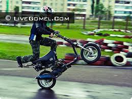 Мотомногоборье пройдет в Гомеле