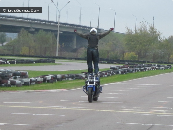 Мотомногоборье 28-29 мая в Гомеле