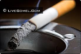 Табачный дым нужно развеять