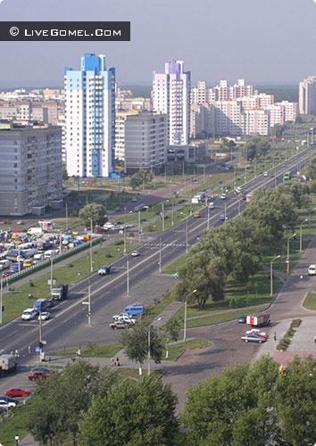 Вступило в силу решение о переименовании гомельских улиц