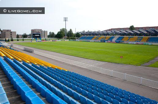 Городской стадион в Борисове