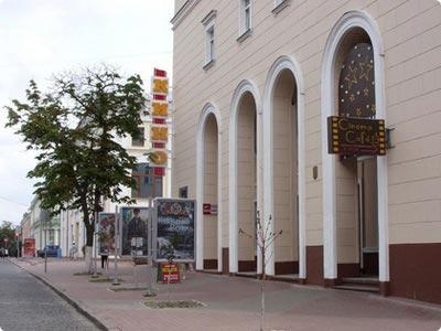 МЧС проверило гомельские кинотеатры