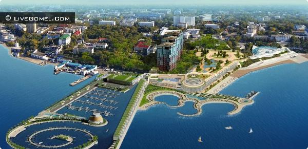 """""""Золотая бухта"""" - единственный на Черноморском побережье элитный жилой комплекс"""