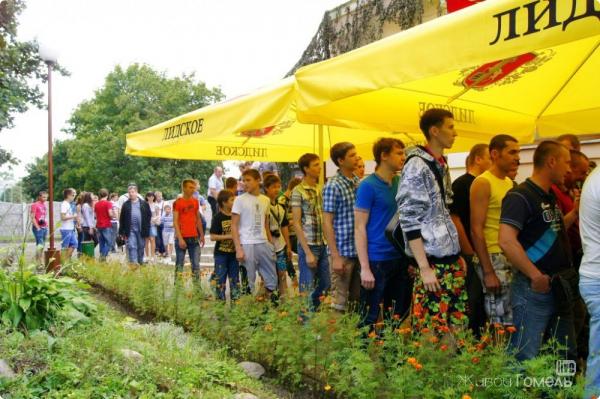 В Гомеле прошла встреча танкистов и разработчиков