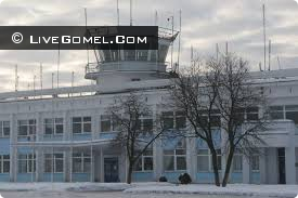 В гомельском  аэропорту  прошли совместные учения МЧС и авиации