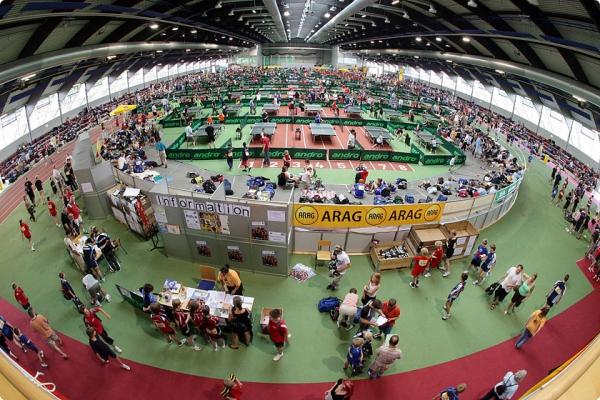 Итоги детского Andro Kids Open 2013 по настольному теннису