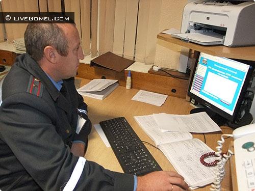 В дежурную часть Советского РОВД поступает до 50 звонков в сутки