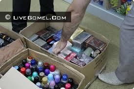 На таможне в Терюхе задержана партия косметики на 33 миллиона рублей