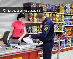 В Гомеле конфисковали более полутора тысячи единиц незаконной пиротехники