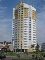 18-ти этажный дом по ул. Кожара