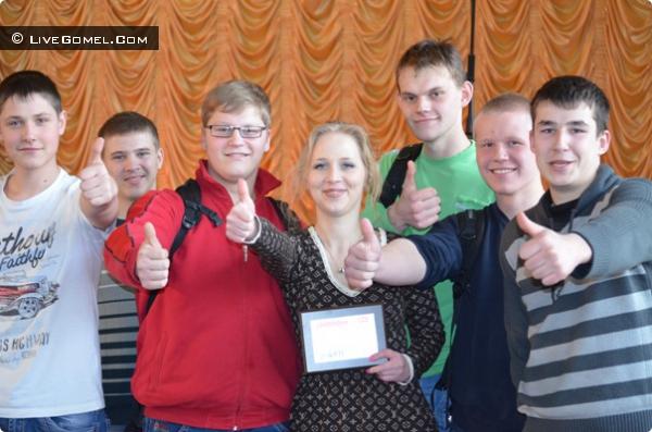 Районный конкурс «Мы лучшие в БРСМ!»