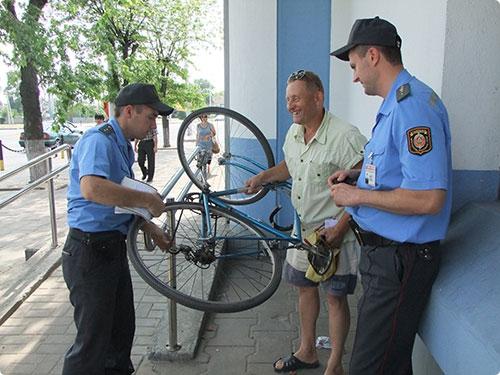 За первую неделю марта в Советском районе украли четыре велосипеда