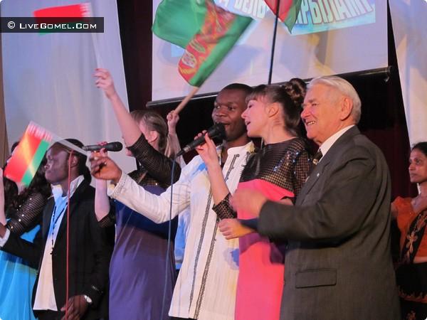 Беларусь-страна мира и согласия!