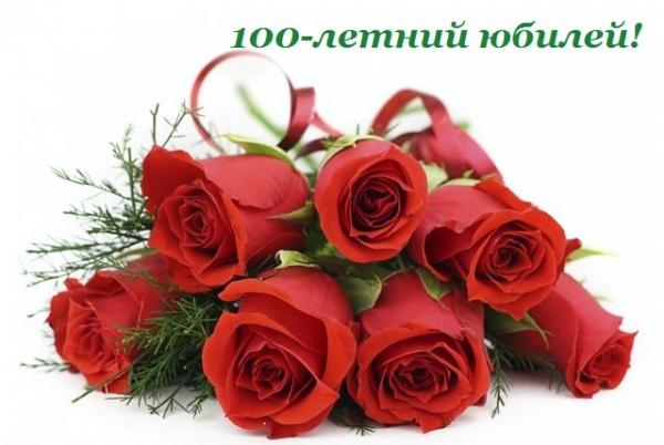 Жительница Железнодорожного района города Гомеля Антонина Яковлевна Бондарцова отпраздновала 100-летний юбилей