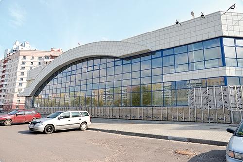 На Речицком проспекте в декабре откроется торговый центр с двумя кафе, пивным бутиком и траволаторами