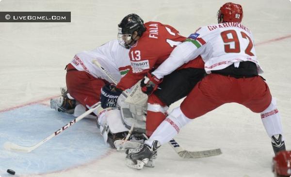Праздник хоккея в Минске