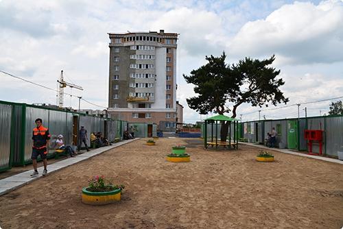 Анатолий Калинин назвал городок СМТ-27 примером для подражания