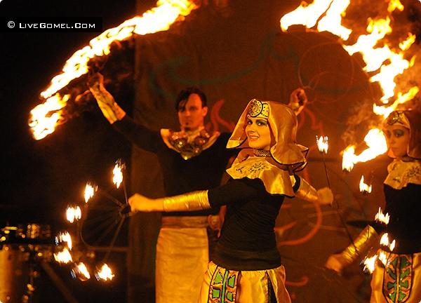 Как Гомель отметит День города. Белорусские звёзды станут на коньки, а файерщики сожгут 200 литров керосина